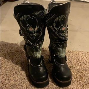 Shoes - Hades Spawn Boots